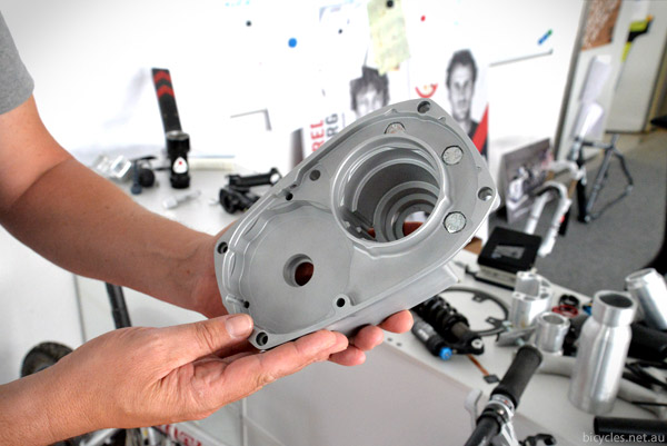 E-MTB Motor Integration
