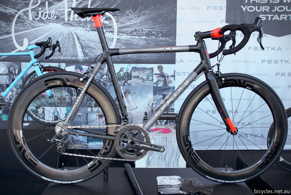 Feska Enve Road Bike