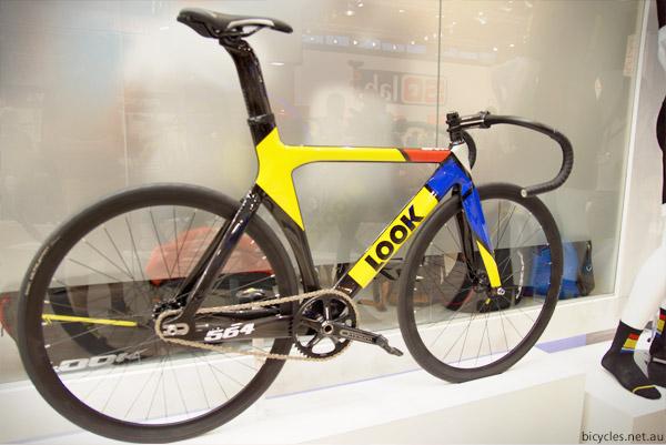 Look 564 track bike