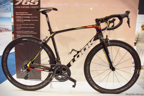 Look 765 road bike