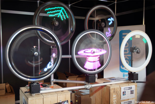 Monkeylectric Bicycle Wheel Lights
