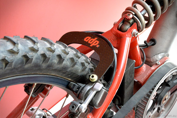 Mountain Bike Brake Booster Belt Drive