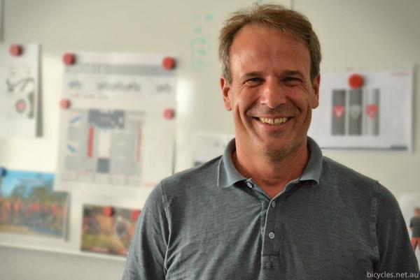 Peter Schlitt Rotwild MTB