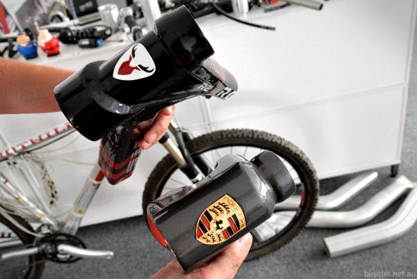 Porsche bicycle design