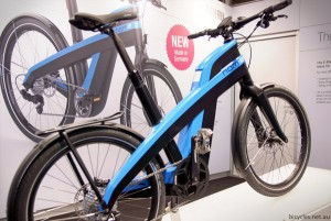Rehau bike design manufacture