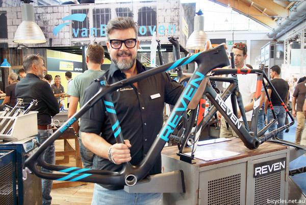 Reven Bike Frame