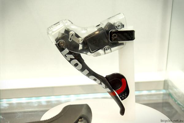 Rotor Uno Derailleur Hydraulic Shifting Internal