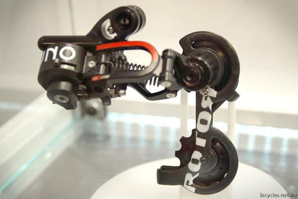 Rotor Uno Rear Derailleur Hydraulic Shifting