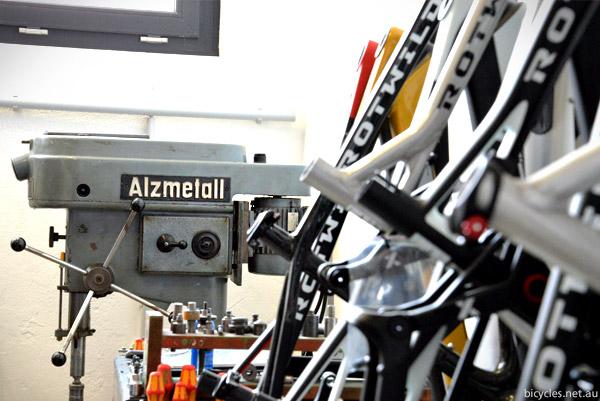 Rotwild Prototype Concept Bike