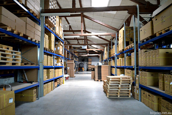 Rotwild Warehouse Germany