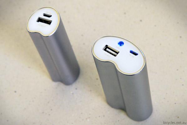 Blue LED Powerpod