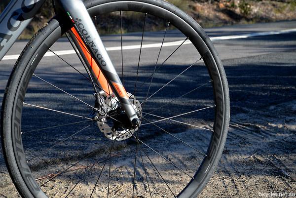 Colnago Artemis Wheels