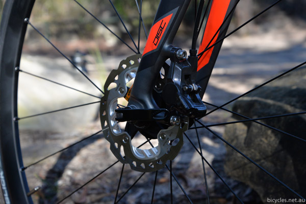 Colnago Shimano Disc Brakes