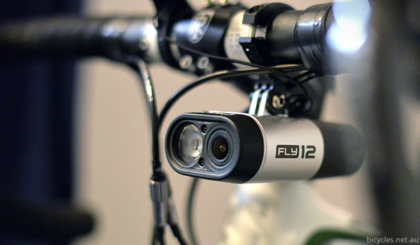 Cycliq Fly12 Bike Camera Light Strava