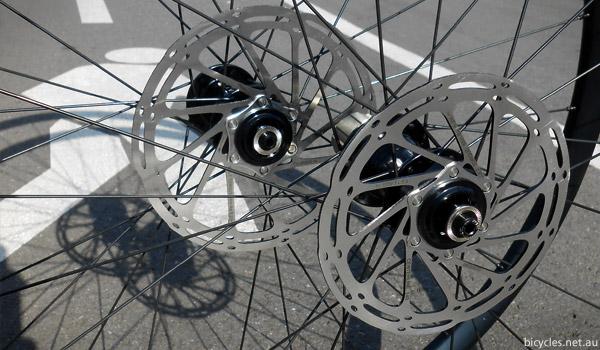 Disc Brakes Roadbike