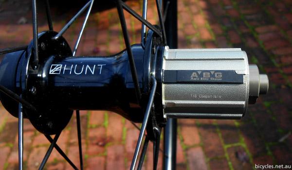 Hunt Wheels Freehub Freebody
