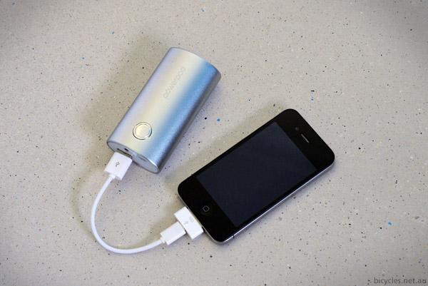 Powerpod iPhone