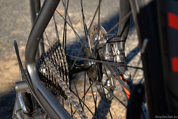 Shimano Gears Race Bike