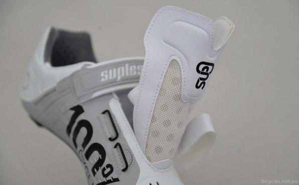 cycling shoes tongue