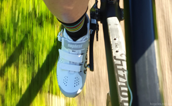 Power transfer Cycling Shoes
