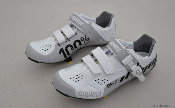 Suplest streetracer ergo360 cycling shoes