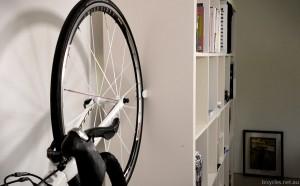 Wall Mounted Bicycle