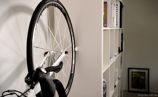 Wall Mounted Bicycle