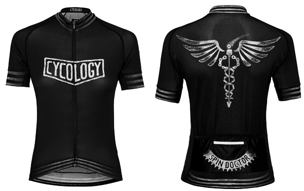 Cycology Spin Doctor Jersey