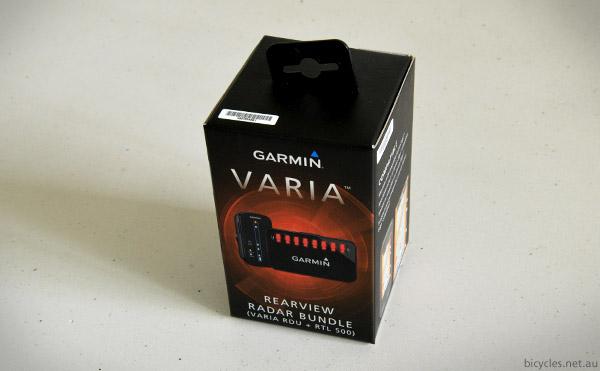 Garmin Varia Unboxing