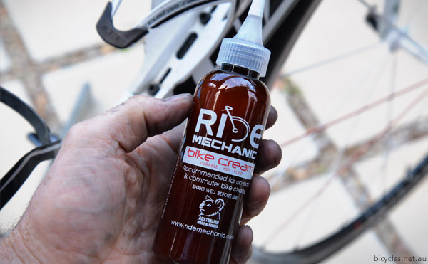 Ride Mechanic Bike Cream Lube