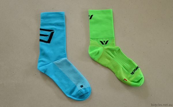 Swiftwick sock comparison