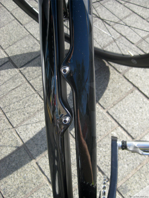 Factor One Split Downtube