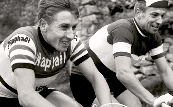 Shoulder to Shoulder Horton Anquetil