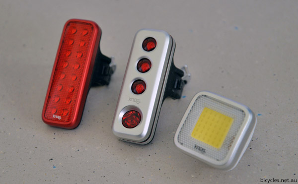Knog mob bicycle light review