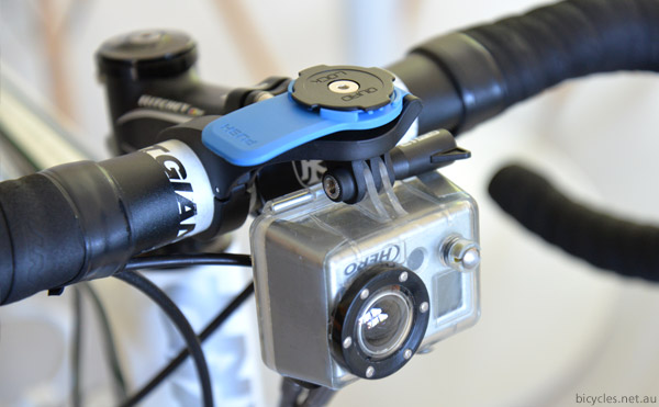 GoPro Bike Camera