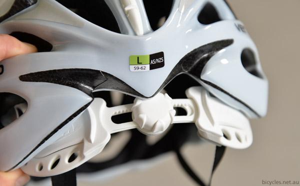 Helmet Fastening System