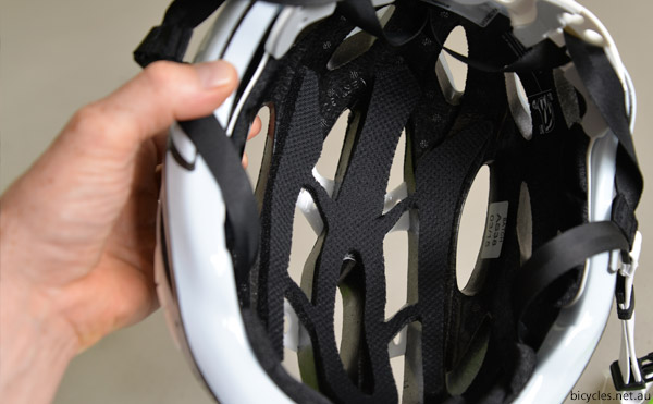 Kask helmet replacement pads