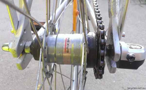 Lekker Bikes 3 Speed Shimano Nexus