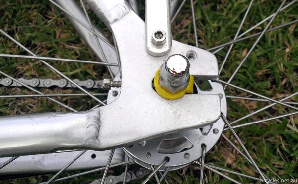 Lekker Bikes Dropouts
