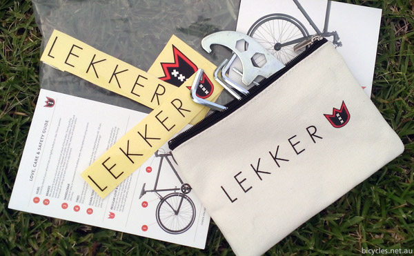 Lekker Bikes Tools