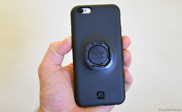 Quad Lock Smart Phone Case