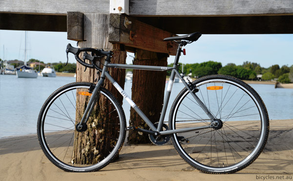 Reid Cycles Urban Commuter