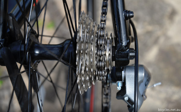 8 Speed Shimano Claris Cassette