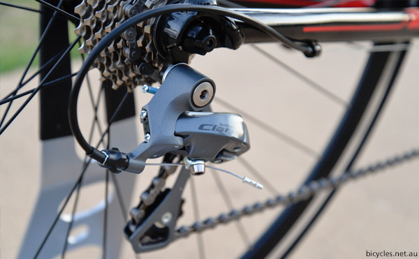 Aldi Bike Shimano Claris