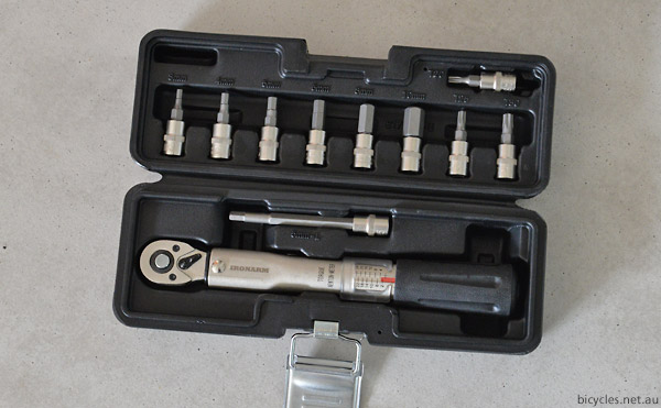 torque wrench bits