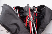 bike bag aeroplane travel