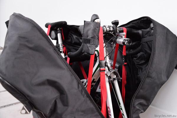 bike bag aeroplane travel