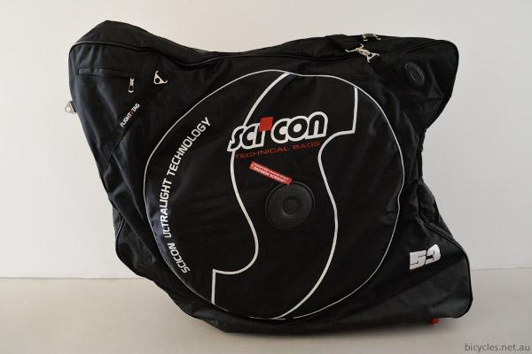 bike bag aeroplane