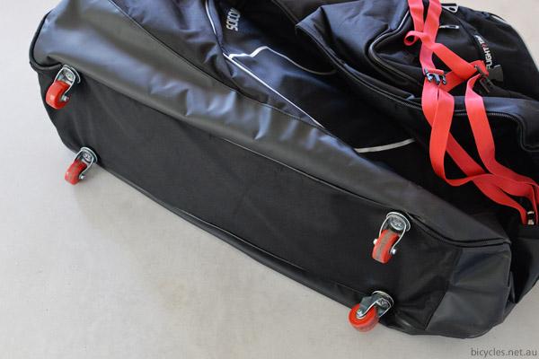bike bag wheels