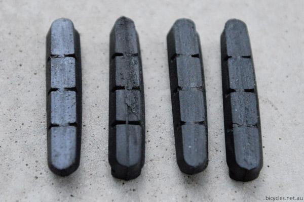 carbon fiber brake pads